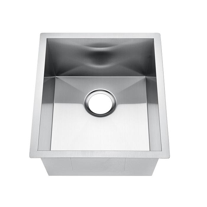 Countertop Recessed Sink