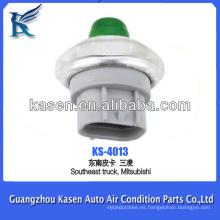 Interruptor de presión del sistema de aire acondicionado del coche para el camión del sudeste, Mitsubishi