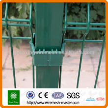 Powder Coated fence post/square tube fence post