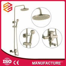 shower sliding sets shower column set top shower set