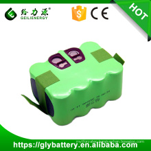 Geilienergy 14.4V 3500mAh Ni-mh SC Battery Pack For Vacuum Cleaner