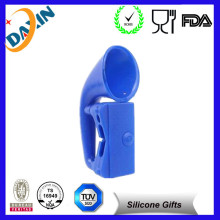 Silicone Horn Stand Amplifier Speaker Compatible for Apple iPhone 5 5s