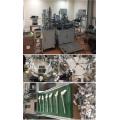 Línea de montaje de producción para productos plásticos