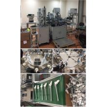 Ligne d'assemblage de production pour produits en plastique