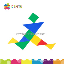 2015 New Educational Toy/Plastic Tangram Puzzle