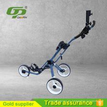 Hotsale Golf trolleys de tres ruedas para la venta