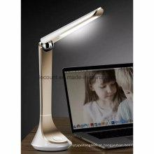 3 níveis Dimmable recarregável inteligente LED tabela iluminação com luz Straiht (LTB796)
