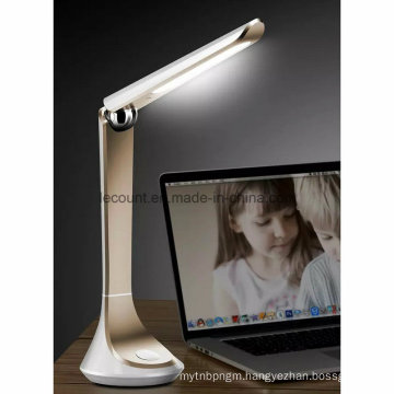 3 Levels Dimmable Rechargeable Smart LED Table Lighting with Straiht Light (LTB796)