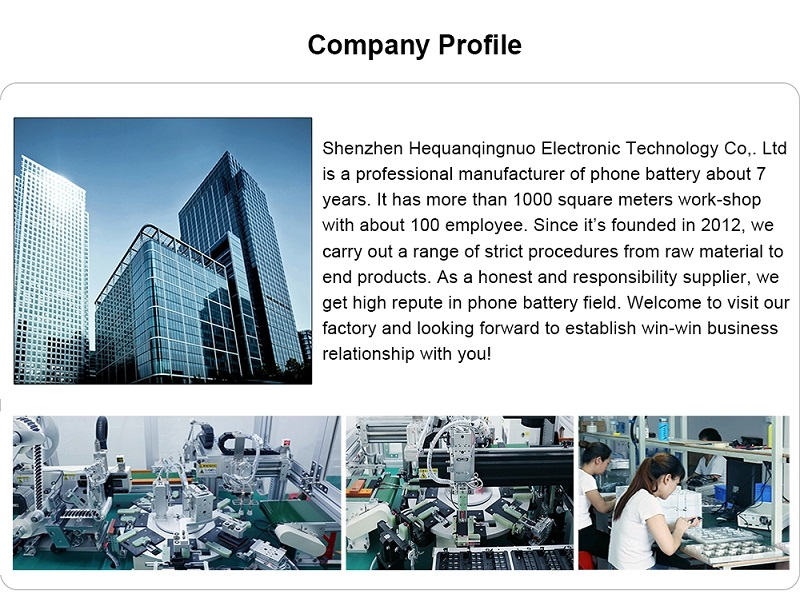 Hqqn Company Info