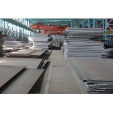 Plaque d'acier résistant à l'abrasion 500 / Ar450 Ar500 Palette en acier résistant à l'usure