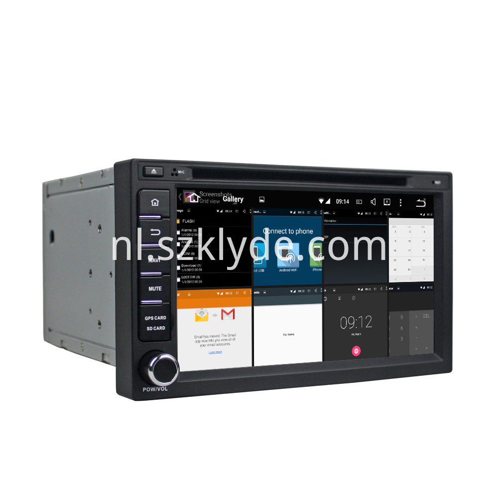 7 inch MVM 530 car dvd player