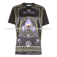 High quality t-shirts, printed tee, OEM orders are welcome