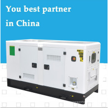 Small water cooled diesel generator power by 20kva Lion diesel engine