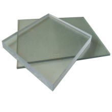 Folha acrílica inquebrável plástica resistente ao calor