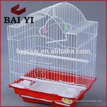 Jaula de cría de pájaro del alambre de la malla de alambre de la jaula de pájaro al por mayor
