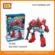 LOZ brinquedos robô para crianças