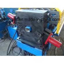 Vollautomatische Qualität Ce & ISO Regen Wasser Downpipe Roll Forming Machinery