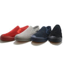 New Color Matching Classical Canvas Casual Student Men One Shoes