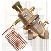 Саморегулирующийся клапан контроля перепада давления DN20