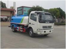 DFAC 7500L पानी टैंक ट्रक