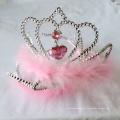 Presentación al por mayor caliente de la tiara y de las coronas del desfile de belleza