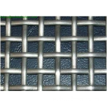 High carbon steel crimped screen