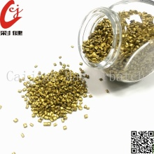 Gold Bottle Masterbatch Granules