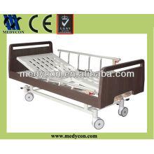 Two crank manual nursing home bed