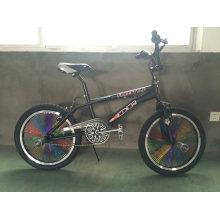 "2020 20"" Hi-Ten Steel Frame Freestyle BMX Bike OEM"