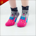 2015 Cute Animal 3D Knitted Socks