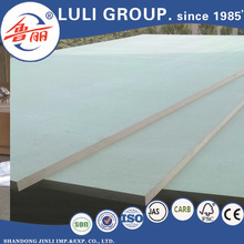 High Quality Green Color Waterproof MDF Board