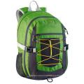 Мода Весна Зеленый Легкий рюкзак сумка для путешествий