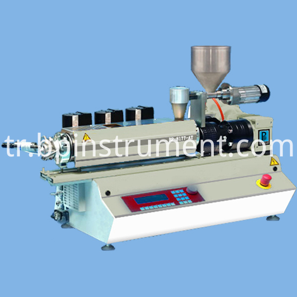 Equipment Small Bench Top Twin Screw Extruder