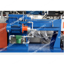 Thermoplastic elastomer underwater pelletizing line