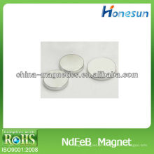 D10 * ímãs permanentes de neodímio de 2mm