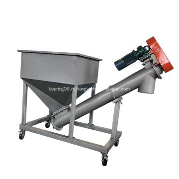 Высококачественный винтовой конвейер для нехрупких материалов