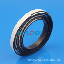 soft Self-adhesive flexible rubber magnetic stripe
