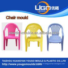 Fabricants de moules expérimentés riches Chine et moules de chaises en plastique