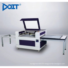 DT10086Non-mental material auto shifting dual-table laser engraving&cutting machine