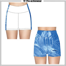 Wholesale Women Athletic Wear Fashion Plus Size Shorts