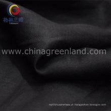 Tela tecida de tingidura de linho de 100% para o vestuário da roupa (GLLML201)