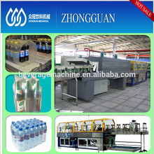 automatic shrinking wrapping packing machine