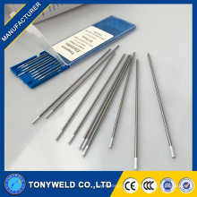1.6*150mm WC20 Tungsten Welding electrodes for Low current DC welding wc20 grey head