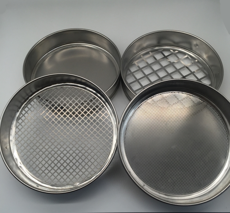 1000 micron Perforated stainless steel sieve