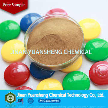 Dispersing Agent NF as Concrete High Range Water Reducers Superplasticizer