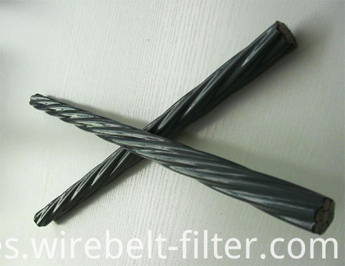 Epoxy Prestressing Steel Strand