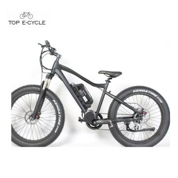 Bicicleta eléctrica Easy DIY 1000w HD de media biela con partes de reprograma
