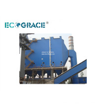 Máquina industrial del filtro de polvo de la planta de mezcla del asfalto de 20mg / M3 DMC 94-7
