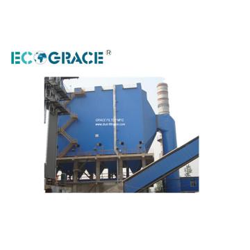 Industrielle Asphaltmischanlage-Staub-Filter-Maschine 20mg / M3 DMC 94-7