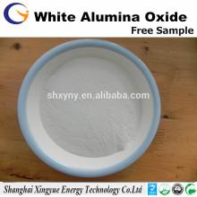 Al2O3 98,5% de óxido de alumínio fundido branco 100 ml de corindo branco